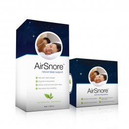 Airsnore™ combo (DEVICE & DROPS): The Best Antisnoring Device That Changed Everything