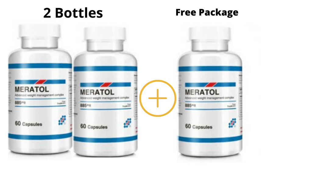 Meratol free bottle