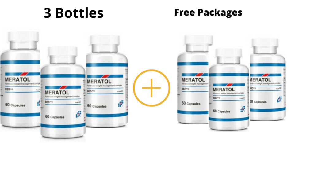 Meratol bottles and prices