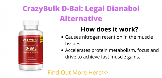Legal Dianabol Alternative
