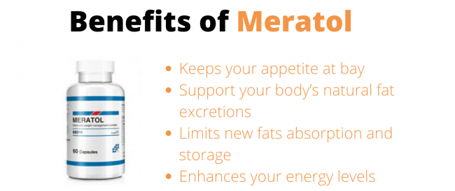 Meratol Reviews 2020: The Advanced Weight loss Pills