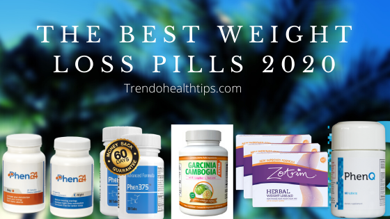 Best Diet Pills for Weight Loss – 2021 Reviews & Buyers Guide