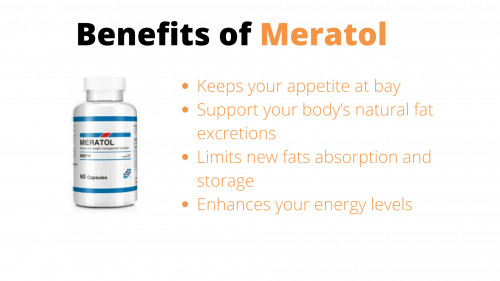 Meratol Reviews 2021: The Advanced Weight loss Pills