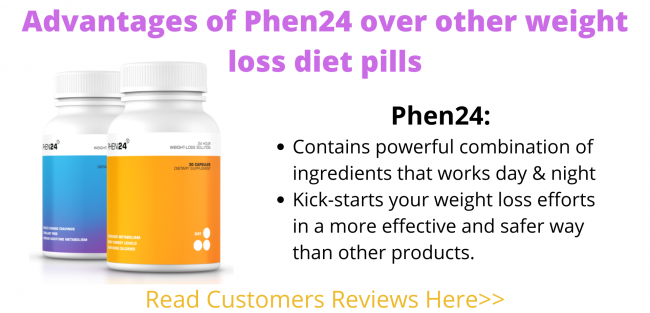 Phen24 Weight Loss Pills Reviews: The 24 hours Proven Solution