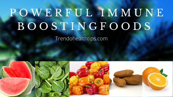 21 Powerful Foods That Boost the Immune System Function