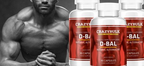 CrazyBulk D-bal benefits, results