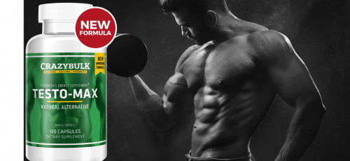 CrazyBulk Testo-Max benefits, results