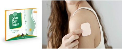 Diet patch for weight loss